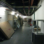 Basement and Hallways