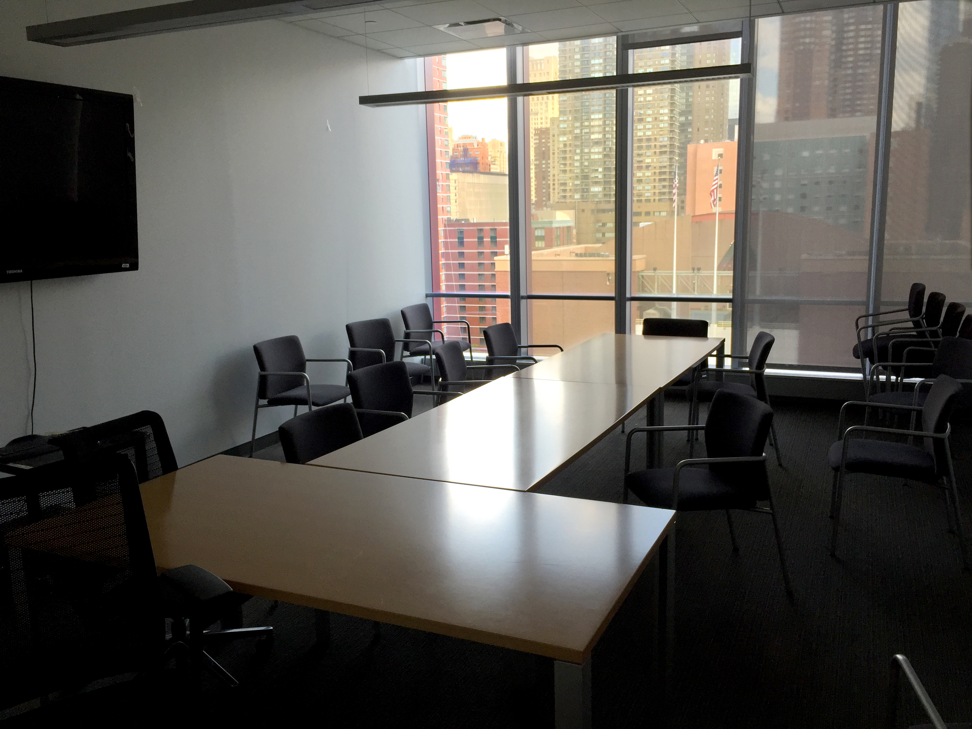Conference Rooms John Jay College